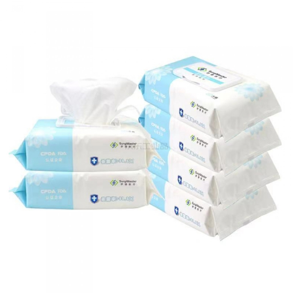 舒捷 卫生湿巾(杀菌率99.9%)80片/包,CE,SGS报告,80片/包;SJwssj