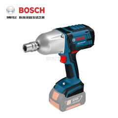 博世(BOSCH) 锂电充电式冲击扳手(2电1充 4.0Ah)超大扭矩 铝机壳;GDS 18V-Li HT