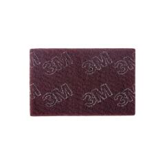 3M 7467 百洁布60片,红色,60片/盒;7467 150mmX230mm
