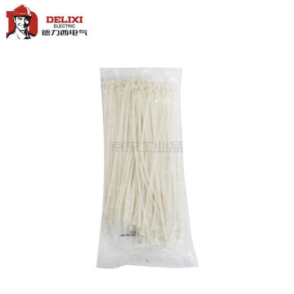 德力西电气 CDS扎带 5X300 白色 优质型,250条/包;DHACDS50300WN