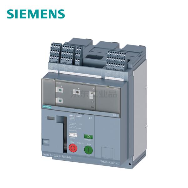 西门子 万能式断路器;3wl11064nb324ga4zt40k07b05