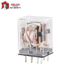 德力西电气 小型继电器;CDZ9-52PL (带灯)DC24V