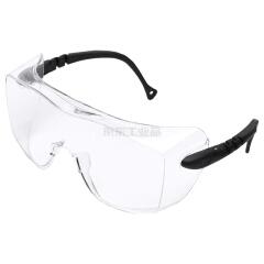 3M 护目镜 有框防护镜 防冲击防尘防飞溅 劳保透明两用型;12308