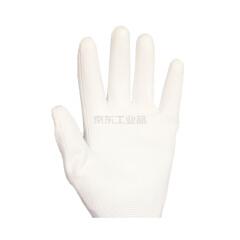 Ansell安思尔 手套 涤纶,PU掌部涂层,白色;48-125-9