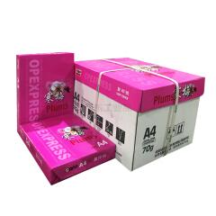 APP-金光纸业 复印纸,500张 (5包/箱);寒梅80克/A3