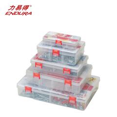 力易得 塑料零件盒1#;E8411
