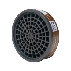 3M 3001CN 有机蒸气滤毒盒,防护有机气体及蒸气,如苯及其同蒸物、汽油、二硫化碳等;XH003896921