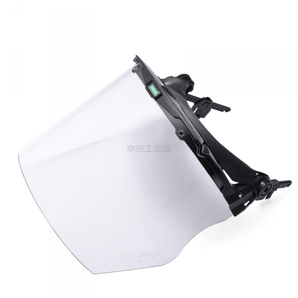 MSA梅思安 PC透明面屏 面罩框架组合套装