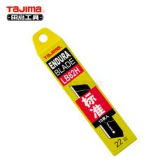 田岛 J型替刃/刀片,100*22*0.65mm,10片/筒,10筒/盒,10盒/箱;LB62H