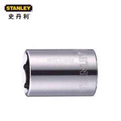 史丹利 12.5mm系列公制6角标准套筒19mm;86-519-1-22