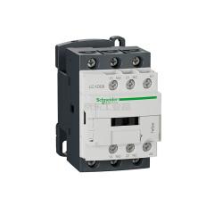 施耐德电气 国产TeSys D系列三极交流接触器,9A,220V,50/60Hz,24个/箱;LC1D09M7C
