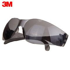 3M 11330 防护眼镜 轻便型,灰色镜片防雾;XM003825903