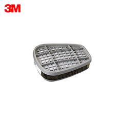 3M 6005CN甲醛/有机蒸气滤毒盒,2个/包;70071618618