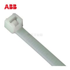 ABB 尼龙一体式扎带,V2阻燃等级,-40-85℃,1000个/包;TY300-50X