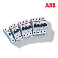 ABB S280系列微型断路器;S281-C80