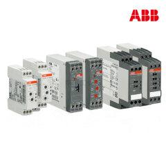 ABB CT-D型电子时间继电器;CT-AHD.12, off-delay, 0.05s-100h, 1c/o