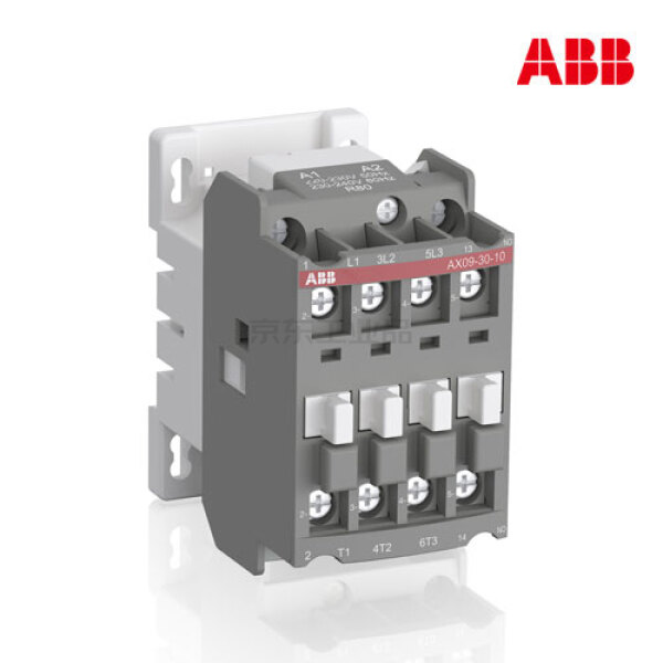 ABB 通用型接触器,40个/箱;AX09-30-10-80*220-230V 50Hz/230-240V60Hz