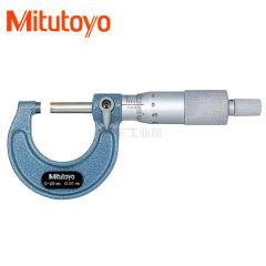 三丰(Mitutoyo) 外径千分尺,量程:0-25/0.001;103-129