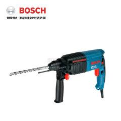 博世(BOSCH) 四坑锤钻(石工钻孔专用型),4把/箱;GBH 2-22 专用型