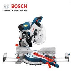 博世(BOSCH) 锯铝机双斜角滑动式斜切锯/斜断锯/铝合金切割机,1台/箱;GCM 12 GDL