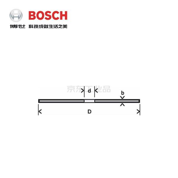 博世(BOSCH) 金属切割片100×1.2mm;2608600847