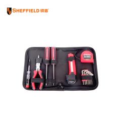 钢盾(SHEFFIELD) WORKPRO 14件套拉链包工具组套;W1214