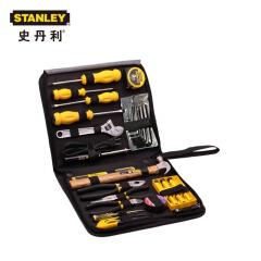 史丹利 32件手工具拉链包套装;EC-B08