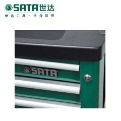 世达 七抽屉带轮工具车29寸(805x490x1000MM);95207