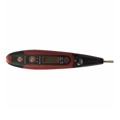 力易得 数呈感应测电笔(带LED灯);E6754