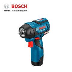 博世(BOSCH) 锂电充电式冲击扳手(2电1充 2.0Ah);GDS 12V-EC