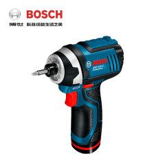 博世(BOSCH) 锂电充电式冲击起子机(2电1充 2.0Ah)专业级,5台/箱;GDR 12-Li