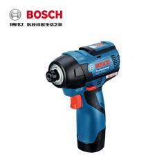 博世(BOSCH) 锂电充电式无刷冲击起子机(2电1充 2.0Ah)高负载,5把/箱;GDR 12V-EC