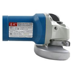 东成 710W角向磨光机,10台/箱;S1M-FF03-100A