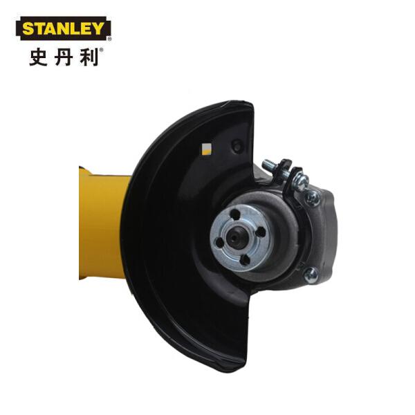 史丹利 580W 100mm 角磨机(后置开关);STGT5100