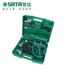 世达 6件经济型调温热风枪组套;97926