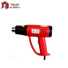 德力西电气 热风枪 1600W 红黑配色;DHCHG11600