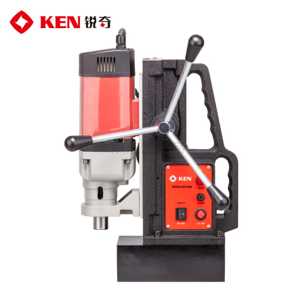 锐奇(KEN) 1180W磁座钻(两用)19mm;6019N