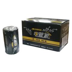 双鹿 双鹿碱性1号1粒缩电管家电池,6粒/盒;SLDC0003