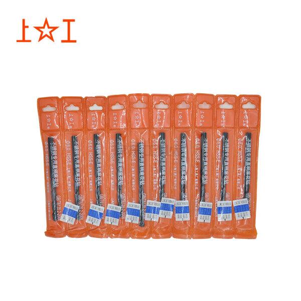 上工 不锈钢专用(含钴高速钢)直柄麻花钻4.2mm;d(h8)4.2mmXL75mmXl1 43mm