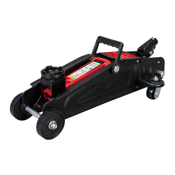 通润BIGRED 2吨卧式千斤顶,红黑色;TA820014