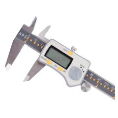 上工 三按键电子数显卡尺,方杆,量程:150;AS0050151