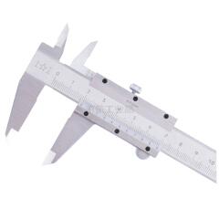 上工 普通碳钢游标卡尺,圆杆,量程:100;AY0020102