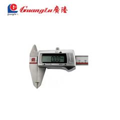 广陆 3V锂电池数显卡尺(金属)0-300;111-103V-10G