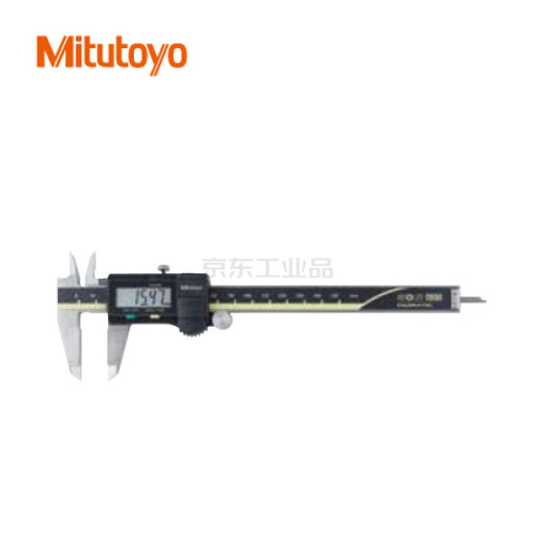 三丰(Mitutoyo) 数显卡尺0-150mm/±0.02mm;CD-15AX