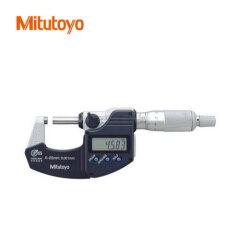 三丰 防冷却液千分尺,测量范围:0-25mm;MDC-25PX