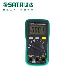 世达 带频率测量掌上型万用表;03007