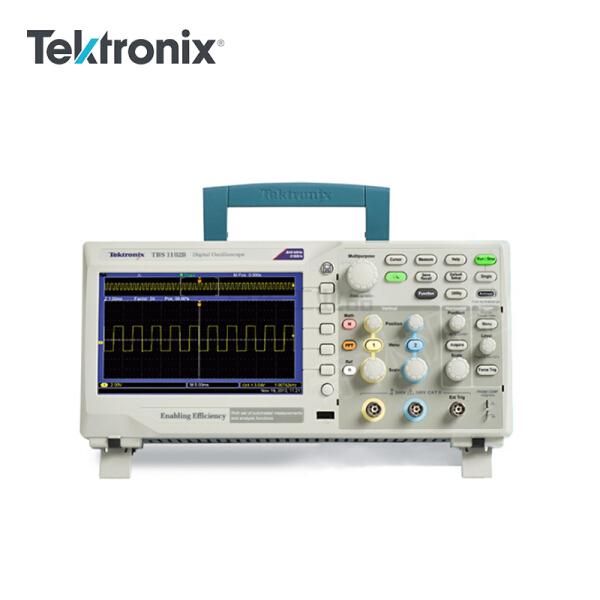 泰克(Tektronix) 基础示波器;TBS1102B