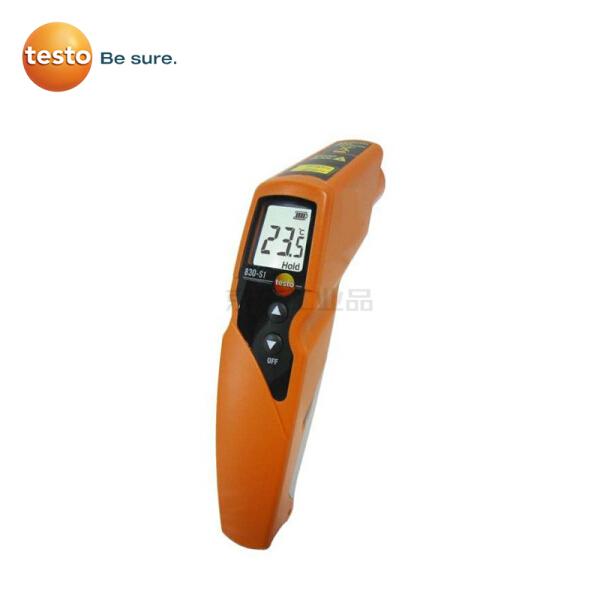 德图(testo) 工业红外测温仪-30~350℃;830-S1