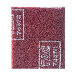 TAC 百洁布手擦片7447无字120X196mm,50片/箱;TAC7447120196