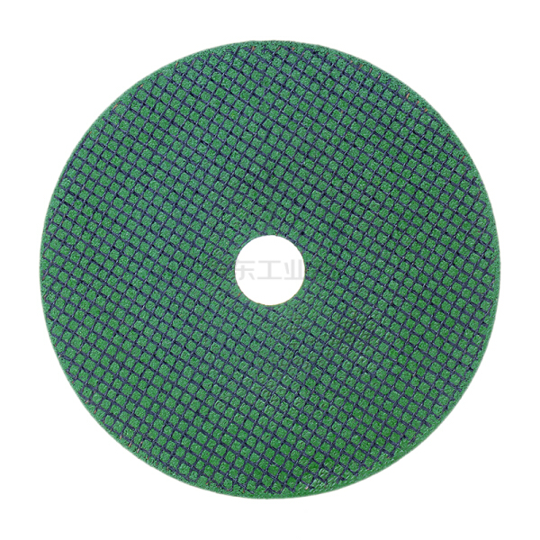 ROBTEC/诺克 T41绿色双网不锈钢切割片 107X1.2X16G;R021
